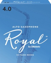 Rico Anches De Saxophone Alto Rico Royal 4