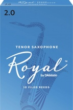 Rico Anches De Saxophone Tenor Rico Royal 2