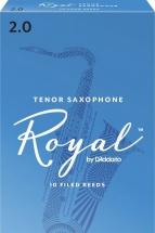 Rico Anches De Saxophone Tenor Rico Royal 2