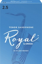Rico Anches De Saxophone Tenor Rico Royal 2.5
