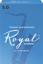 Rico Anches Saxophone Ténor Royal Force 5.0 Pack De 10