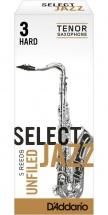 Rico Anches De Saxophone Tenor Rico Jazz Select Unfield 3h