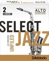 Rico Anches De Saxophone Alto Rico Jazz Select Unfield 2m