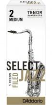 Rico Anches De Saxophone Tenor Rico Jazz Select Field 2m