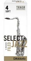Rico Anches De Saxophone Tenor Rico Jazz Select Filed 4s