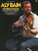 Aly Bain 50 Fiddle Solos + Cd - Violin