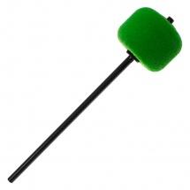 Danmar 206ckgr - Batte Pedale Gc - Feutre Vert - Tige Noire