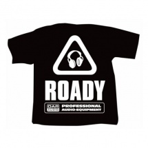Dap Audio T-shirt Roady M