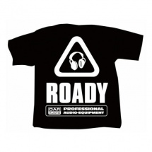 Dap Audio T-shirt Roady Xl