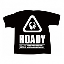 Dap Audio T-shirt Roady Xxl