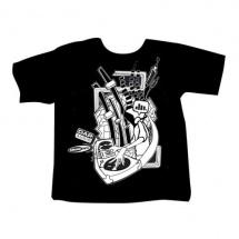Dap Audio T-shirt Xxl