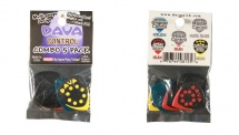 Dava Mini-5 Pack -  Sachet De 5 Mediators -  Melanges