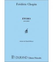 Chopin F. - Etudes - Piano