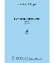 Chopin F. - Fantaisie Impromptu Op 66 - Piano