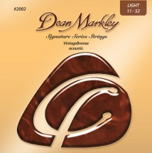 Dean Markley Vintage Bronze 2002a Light 11 14 22 30 36 46