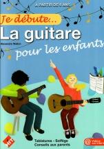 Je Debute La Guitare Pour Les Enfants