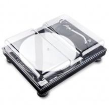 Deck Saver Sl1200/1210 Transparent Capot De Protection Pour Platine Sl1200/1210 De Technics
