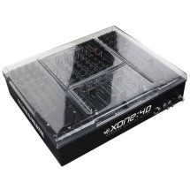 Deck Saver Xone3d/4d Black Capot De Protection Pour Platine Xone3d/4d De Allen and Health