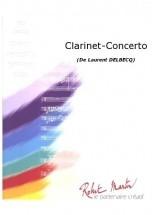Delbecq L.  -  Clarinet-concerto
