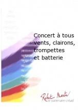 Delbecq L.  -  Concert  Tous Vents, Clairons, Trompettes Et Batterie