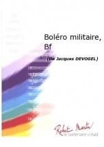 Devogel J.  -  Bolro Militaire, Batterie Fanfare