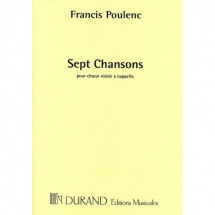 Poulenc F. - Marie - Choeur