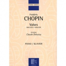 Chopin F. - Valses - Piano