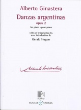 Ginastera A. - Danzas Argentinas - Piano