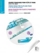 Oeuvres Francaises Pour Flute Et Piano