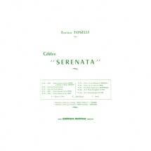 Toselli Enrico - Serenata Op.6 - Mezzo Et Piano