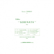 Toselli Enrico - Serenata Op.6 - Baryton Et Piano