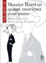 Ravel Maurice - Best Of En 15 Morceaux - Piano