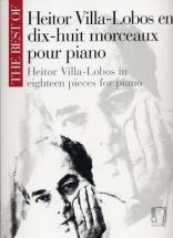 Villa-lobos - The Best Of... Villa-lobos En 25 Morceaux - Piano