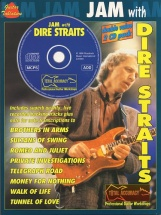Jam With Dire Straits + 2 Cds - Guitar Tab