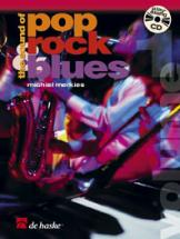 Sound Of Pop, Rock & Blues Vol.1 + Cd - Saxophone Alto