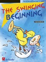 The Swinging Beginnig + Cd - Saxophone