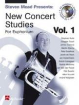 Steven Mead - New Concert Studies Vol.1 - Euphonium + Cd