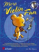 Goedhart / Dezaire - More Violin Fun + Cd - Violon