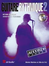 Merkies Michiel - Guitare Rythmique Vol.2 + Cd