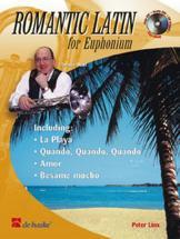 Romantic Latin + Cd - Euphonium