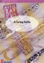 Grieg E. - A Grieg Suite - Ensemble Bois Et Cuivres