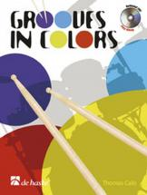 Calis Thomas - Grooves In Colors + 2cd - Batterie