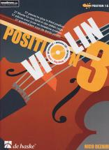 Dezaire N. - Violin Position 3 + Cd