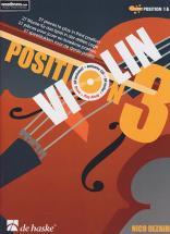 Dezaire N. - Violin Position 3 + Cd