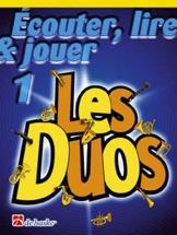 Ecouter, Lire Et Jouer, Les Duos Vol.1 - Trombone Cle De Sol