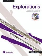 Vizzutti Allen - Explorations + Cd - Flute