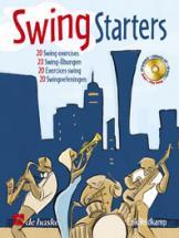 Swing Starters + Cd - Saxophone Tenor Et Soprano