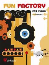 Fun Factory + Cd - Violon