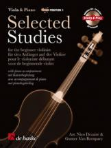 Selected Studies + Cd - Alto, Piano