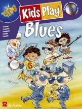 Kastelein, De Jong - Kids Play Blues - Saxophone Alto + Cd